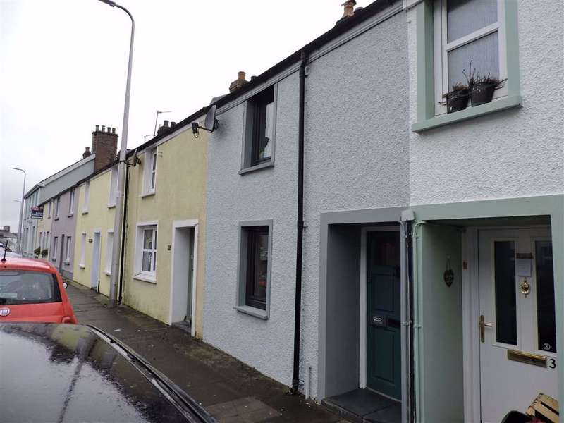 3 Bedrooms Terraced House for sale in St. James Street, Narberth, Pembrokeshire