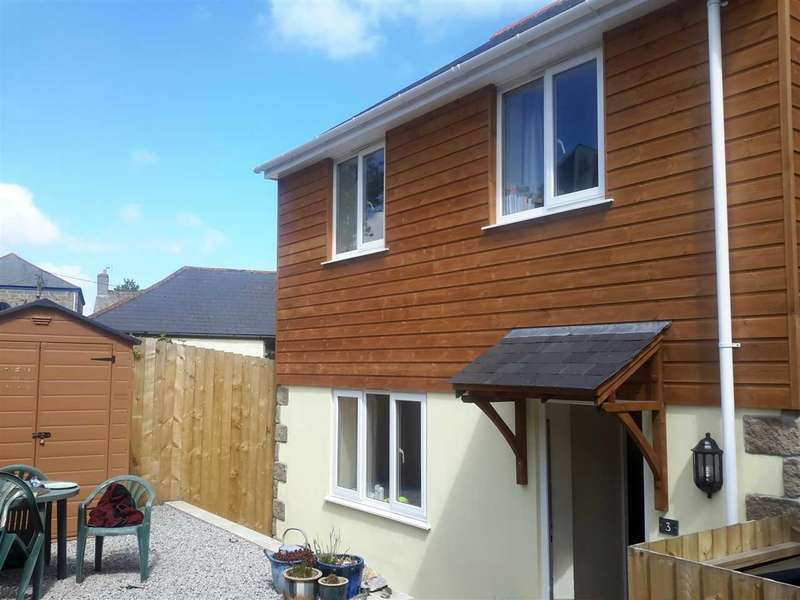 4 Bedrooms Semi Detached House for rent in Library Cottages, Penryn