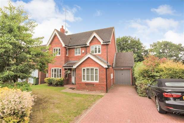 4 Bedrooms House for sale in Waddling Lane, Wheathampstead, Wheathampstead