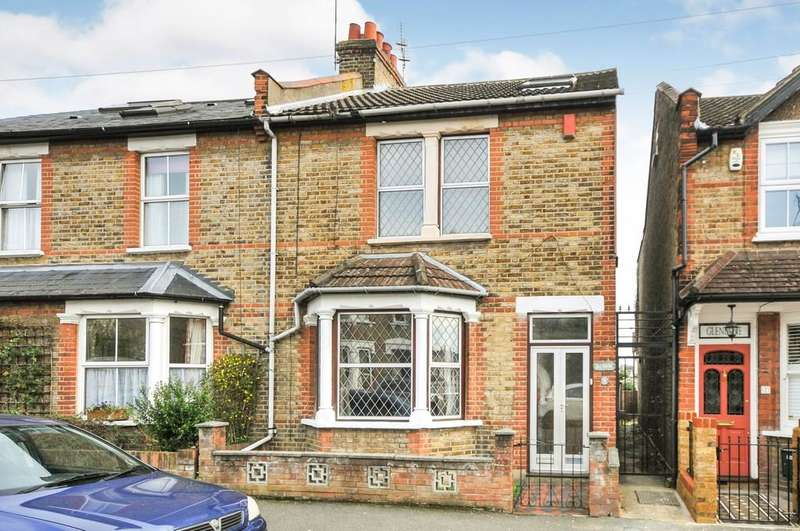 3 Bedrooms Semi Detached House for sale in Lincoln Road, Sidcup, DA14 6LQ