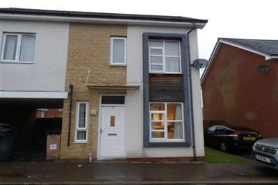 3 Bedrooms Detached House for rent in Mosley Walk, BB2