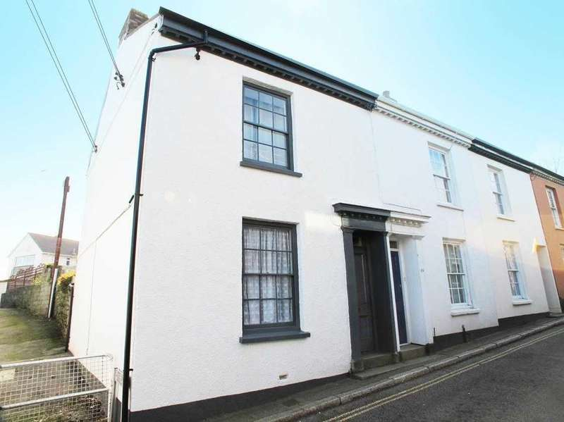 4 Bedrooms End Of Terrace House for rent in Helston Road, Penryn