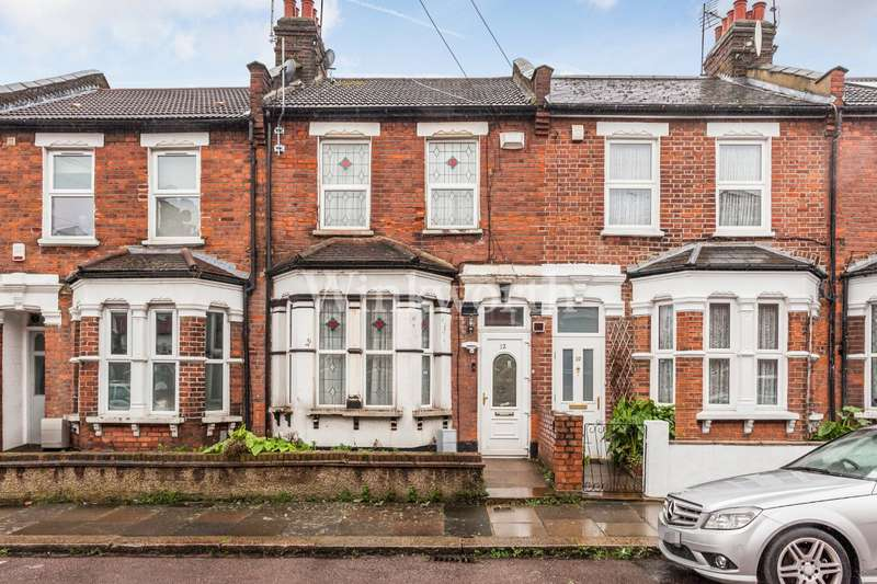 3 Bedrooms Terraced House for sale in Ritches Road, London, N15