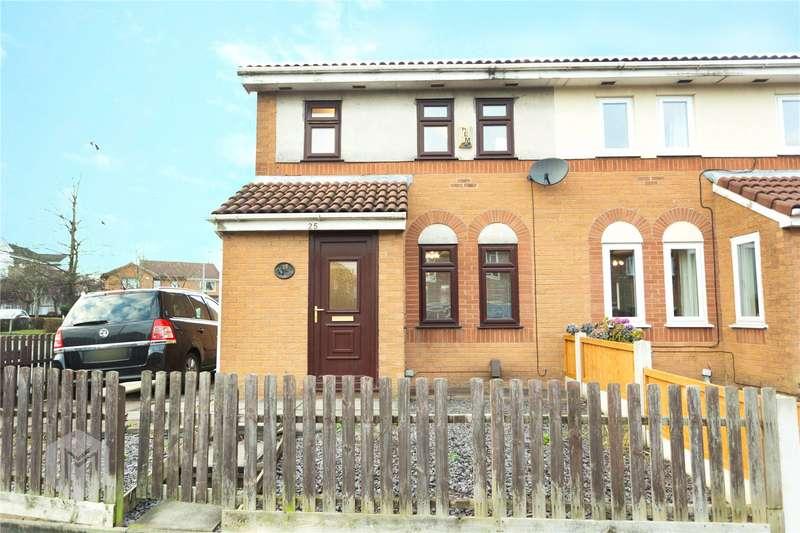 3 Bedrooms Semi Detached House for sale in Newlands Avenue, Bolton, Lancashire, BL2