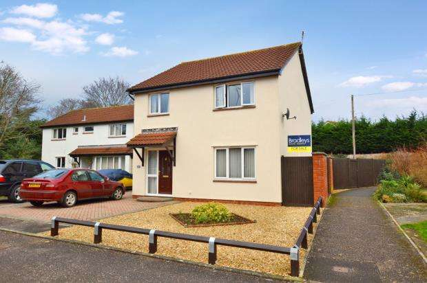 4 Bedrooms Link Detached House for sale in Scott Close, Taunton, Somerset