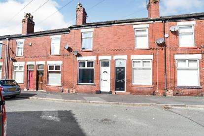2 Bedrooms Terraced House for sale in Henry Street, Offerton, Stockport, Cheshire