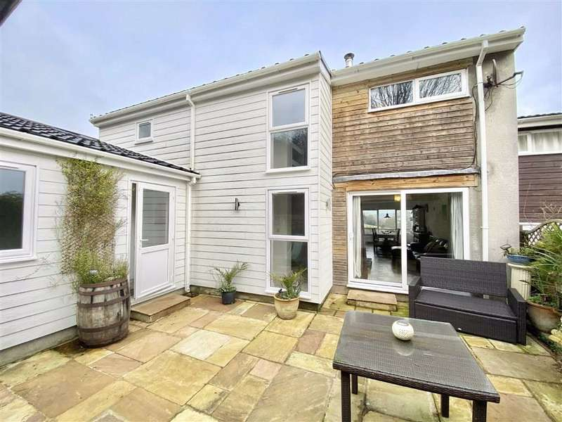 4 Bedrooms Semi Detached House for sale in The Moorings, St. Dogmaels, Cardigan, Ceredigion