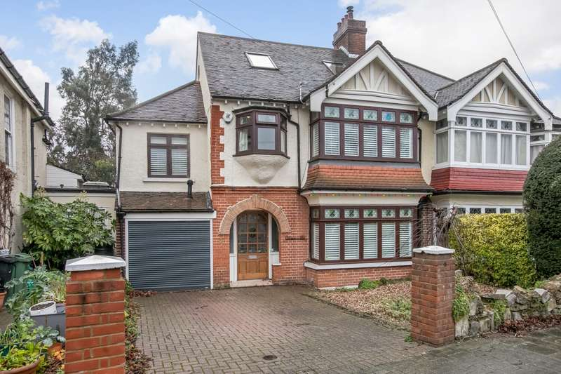 5 Bedrooms House for sale in Oaks Avenue, Upper Norwood