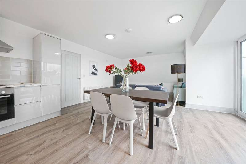 2 Bedrooms Flat for sale in All Souls Avenue, London, NW10