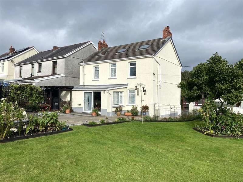 3 Bedrooms Detached House for sale in Heol Y Meinciau, Pontyates, Llanelli
