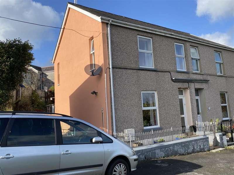 3 Bedrooms Semi Detached House for sale in Clarendon Road, Llandeilo