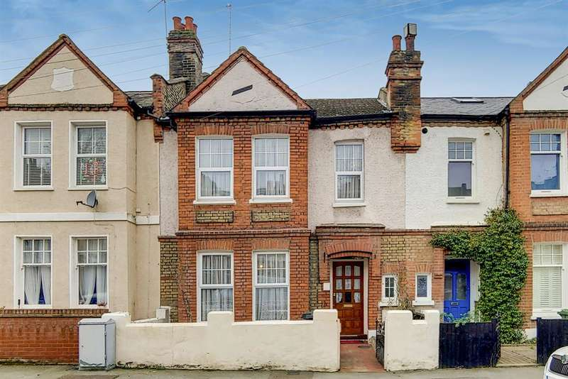 4 Bedrooms Terraced House for sale in Undercliff Road, St Johns, SE13
