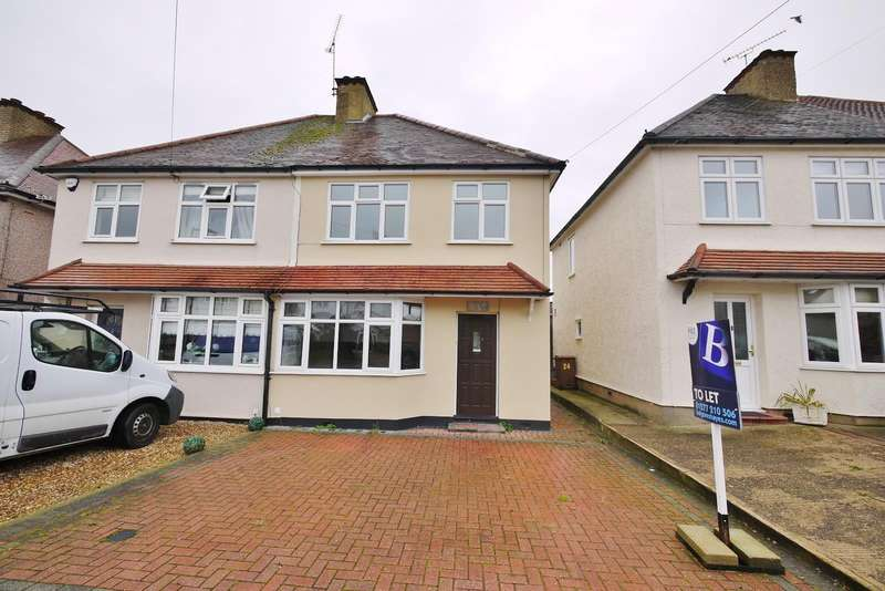 3 Bedrooms House for rent in Western Avenue, Brentwood, CM14