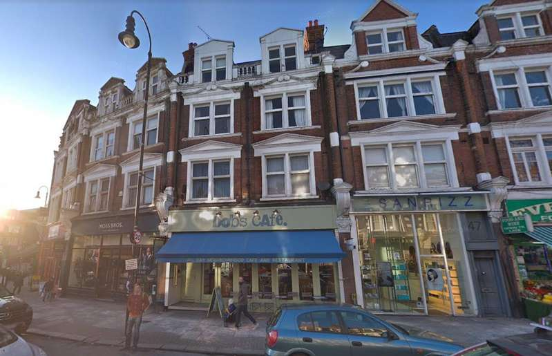2 Bedrooms Flat for rent in Muswell Hill Broadway, London N10