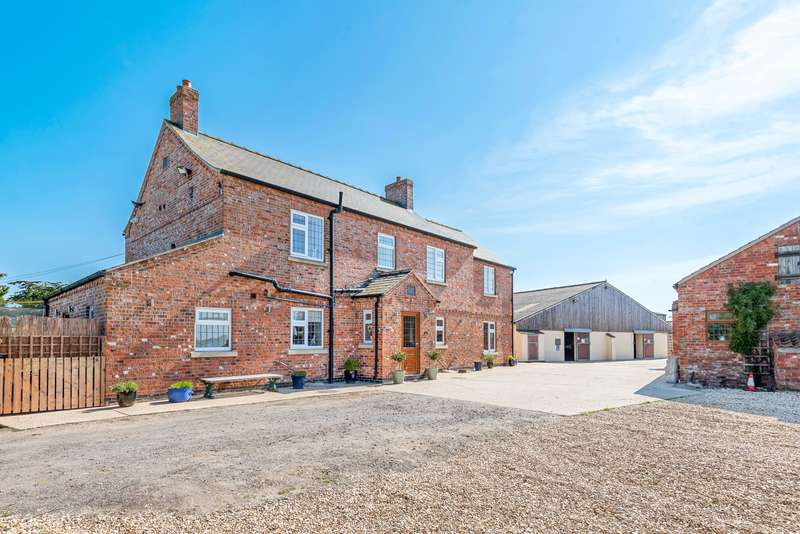 6 Bedrooms Equestrian Facility Character Property for sale in Mumby LINCOLNSHIRE
