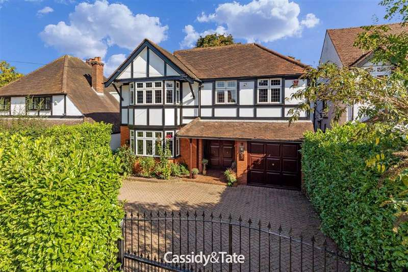 4 Bedrooms Property for sale in Watling Street, St. Albans, Hertfordshire - AL1 2PY