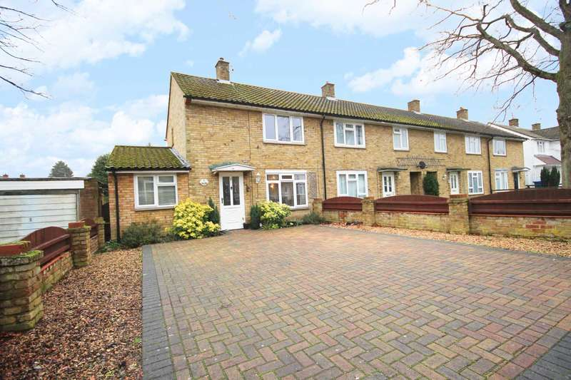 3 Bedrooms End Of Terrace House for rent in Waterham Road, Bracknell