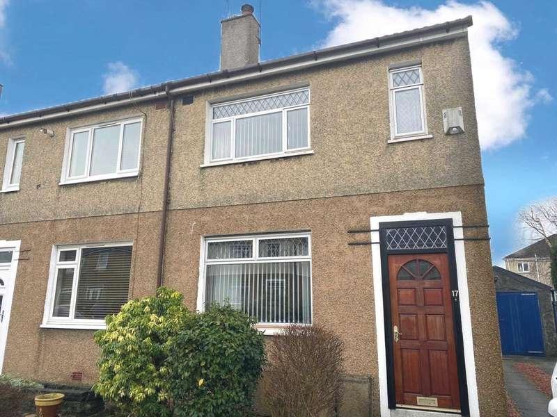 2 Bedrooms End Of Terrace House for rent in Urquhart Crescent, Renfrew