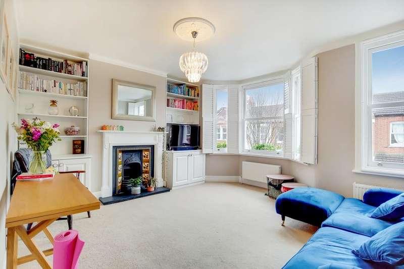 1 Bedroom Flat for sale in Fernthorpe Road, London SW16