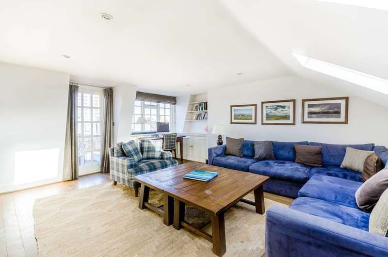 3 Bedrooms Flat for sale in Anselm Road, Fulham, SW6