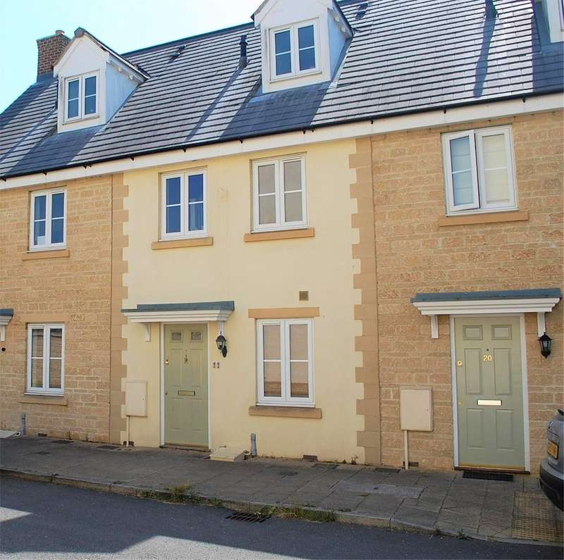 3 Bedrooms Terraced House for rent in Woodley Green, WITNEY, Oxfordshire, OX28