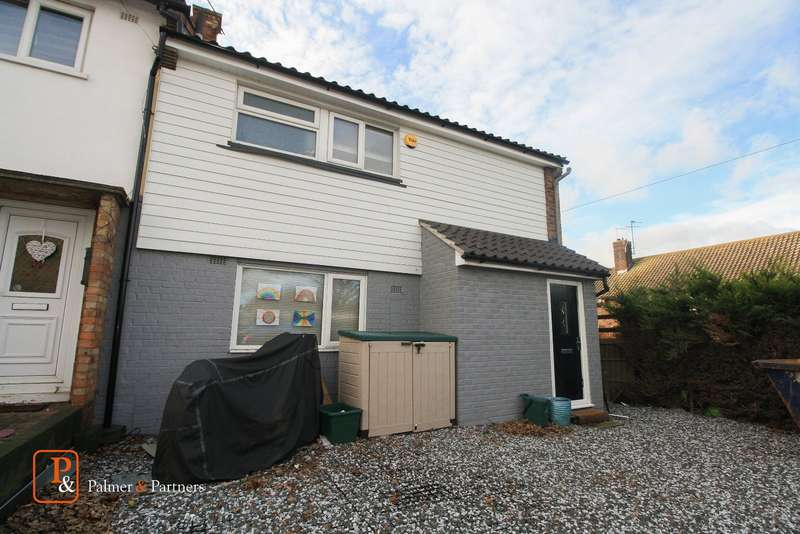 3 Bedrooms End Of Terrace House for rent in Aspen Way, Colchester, CO4