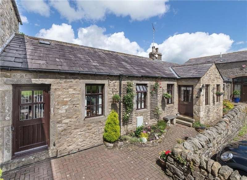 2 Bedrooms Semi Detached Bungalow for sale in Runley Mill, Settle, North Yorkshire