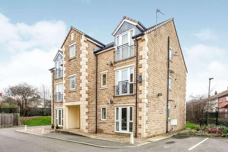 2 Bedrooms Flat for rent in Oaken Royd Croft, Elsecar, Barnsley, S74