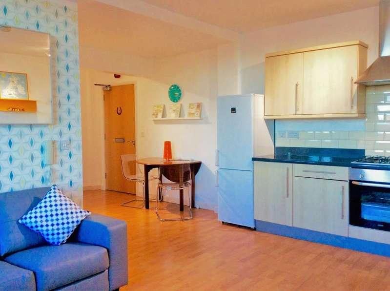 2 Bedrooms Apartment Flat for rent in Portland Square, Portland Road