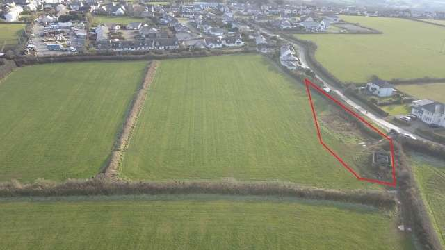 Land Commercial for sale in Delabole