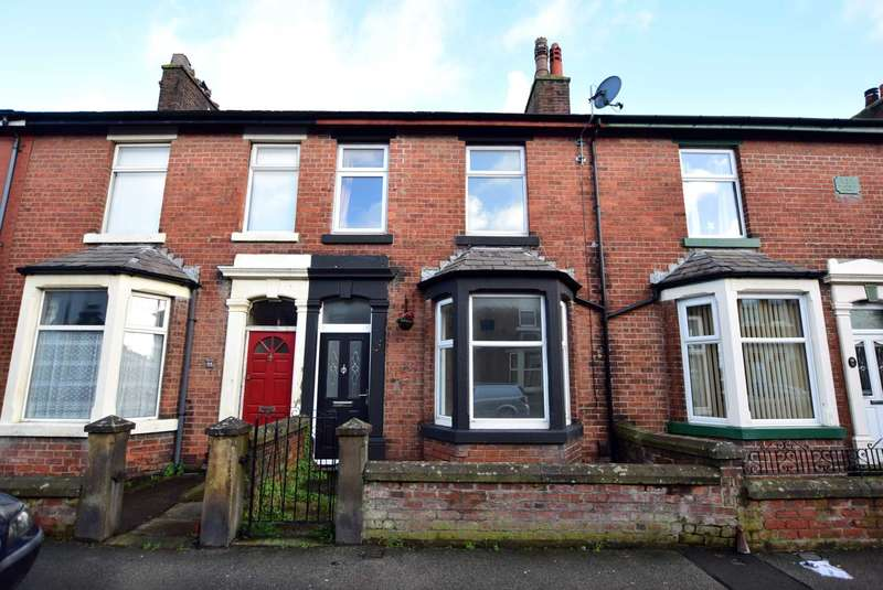 3 Bedrooms Terraced House for sale in Garstang Road North, Wesham, PR4 3DB