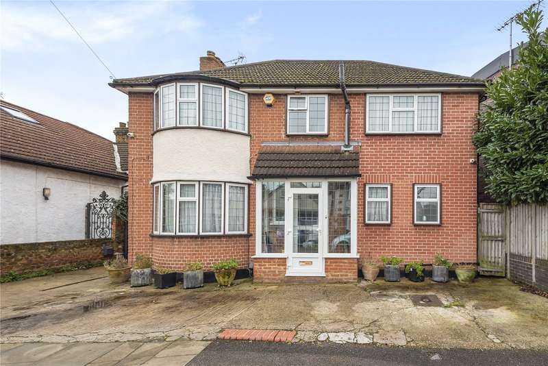 4 Bedrooms Detached House for sale in St. Stephens Road, Yiewsley, West Drayton, UB7