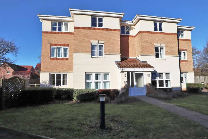 1 Bedroom Flat for sale in Caesar Road, North Hykeham, Lincoln