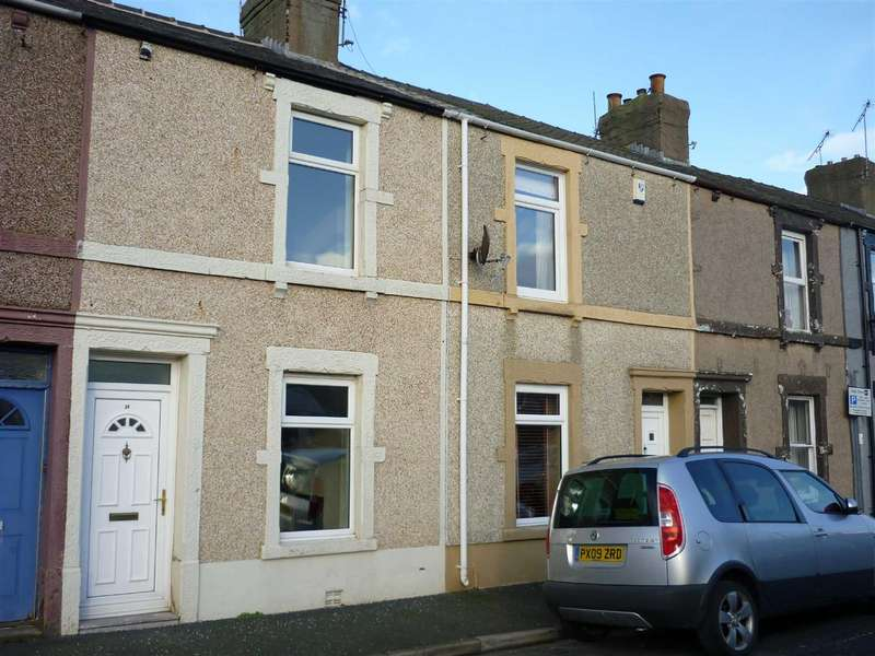 2 Bedrooms Terraced House for rent in Victoria Road, Workington