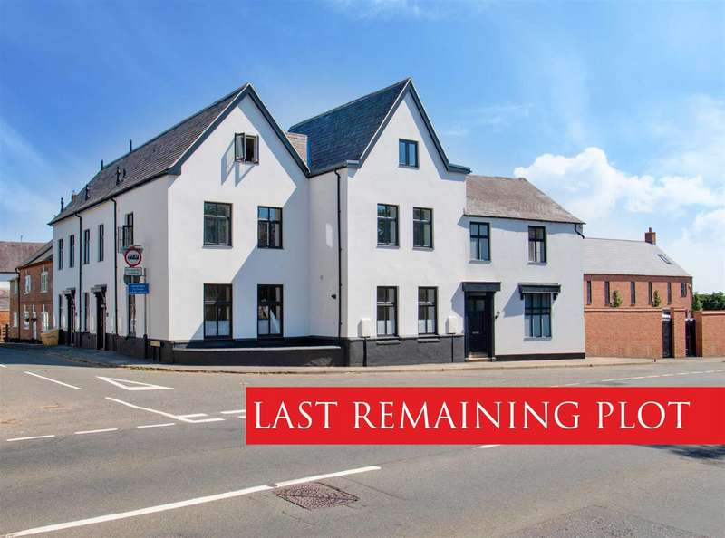 3 Bedrooms Mews House for sale in Leicester Road, Kibworth Harcourt, Leicester