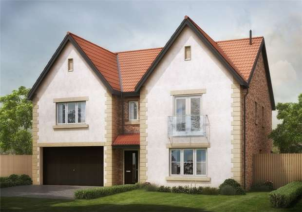5 Bedrooms Detached House for sale in The Juniper, Middleton Waters, Homes By Carlton, Off Grendon Gardens, Middleton St George, Darlington