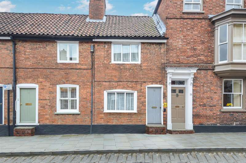 3 Bedrooms House for sale in Bailgate, Lincoln
