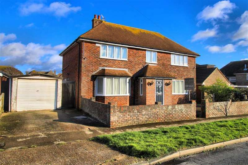 4 Bedrooms Detached House for sale in Highlands Road, Seaford, East Sussex