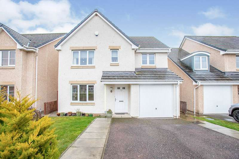 4 Bedrooms Detached House for sale in Meadowview Drive, Inchture, Perth, Perth and Kinross, PH14