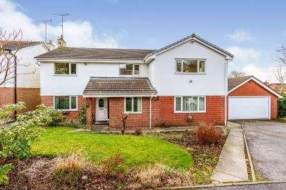 5 Bedrooms Detached House for sale in Acrefield, Beardwood, Blackburn, Lancashire, BB2
