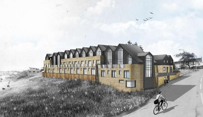 2 Bedrooms Terraced House for sale in Plot 3, Low Lights Development