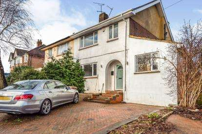4 Bedrooms Semi Detached House for sale in Farley Hill, Luton, Bedfordshire, England