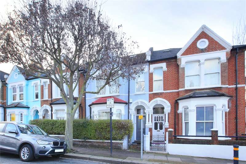 5 Bedrooms Terraced House for sale in Leathwaite Road, Battersea, London, SW11