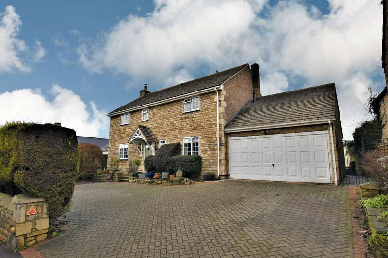 4 Bedrooms Detached House for sale in High Street, Ketton