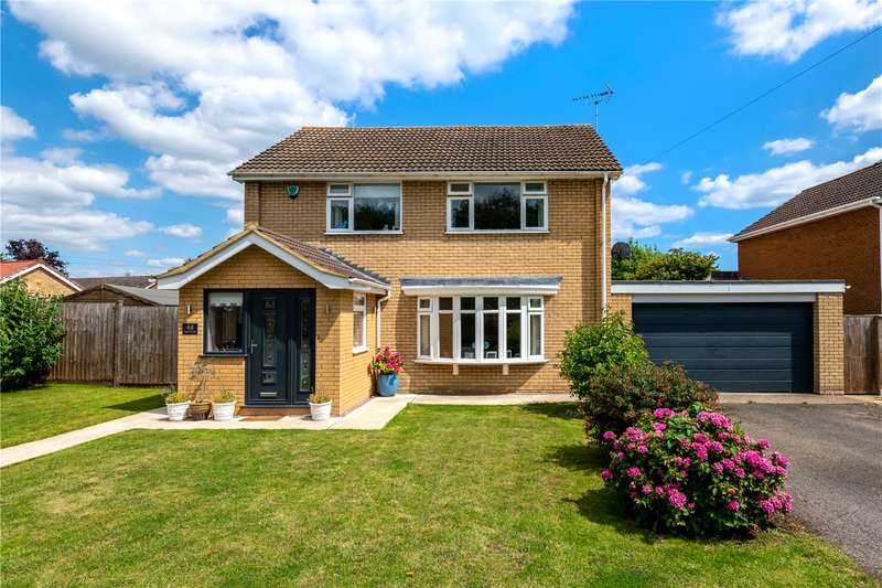 4 Bedrooms Detached House for sale in Beech Avenue, Bourne, PE10