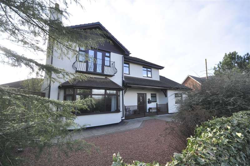 5 Bedrooms Detached House for sale in Old Sealand Road, Sealand, Chester