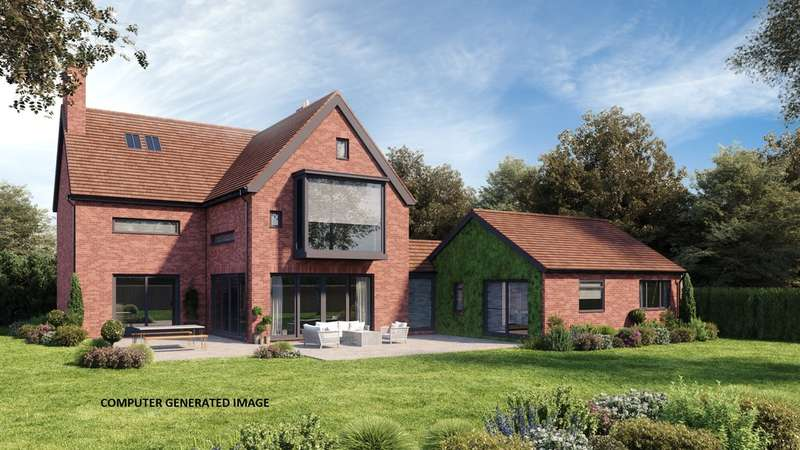 4 Bedrooms Detached House for sale in Binton Road, Welford On Avon