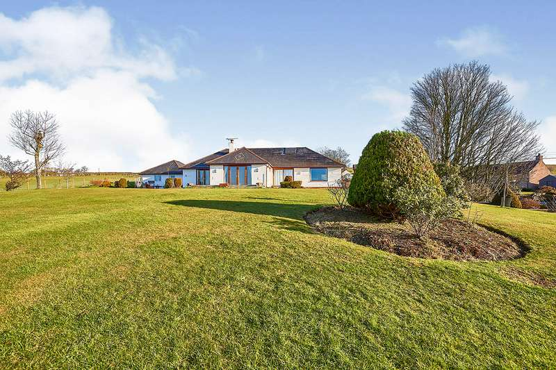 3 Bedrooms Detached Bungalow for sale in Tinwald, Dumfries, Dumfries and Galloway, DG1