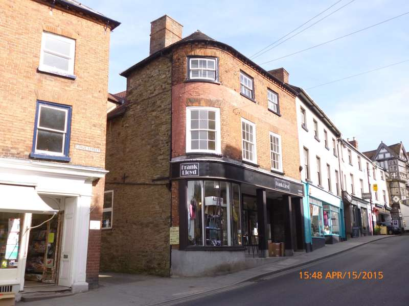 1 Bedroom Apartment Flat for rent in 19 Bull Ring, Ludlow, Shropshire, SY8 1AA