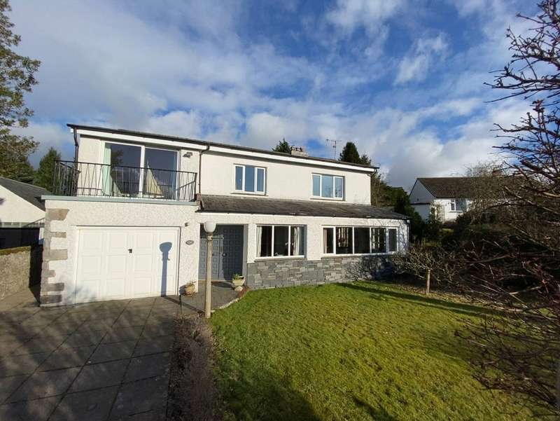 5 Bedrooms Detached House for sale in 108 Oxenholme Road, Kendal